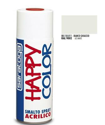 BOMBOLETTA SPRAY BIANCO GHIA.RAL 9002 ML.400