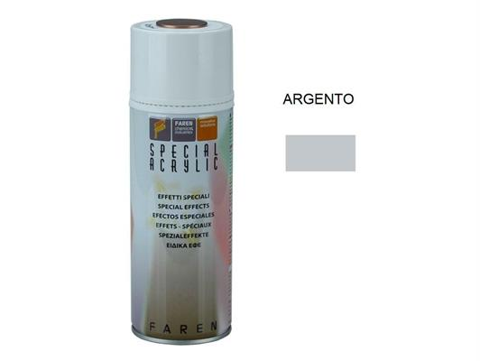 BOMBOLETTA SPRAY ARGENTO 400 ML.