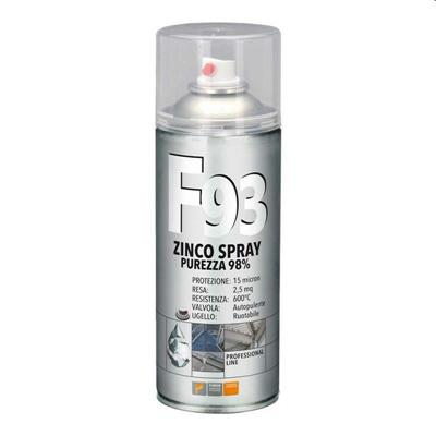 F93 ZINCO SPRAY 400 ML.